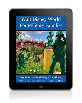 Walt Disney World for Military Families 2021
