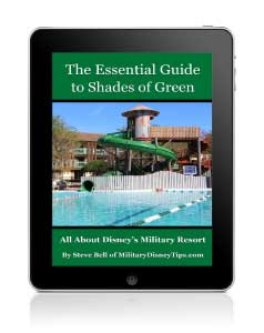 The Essential Guide to Shades of Green - Disney's Military Resort