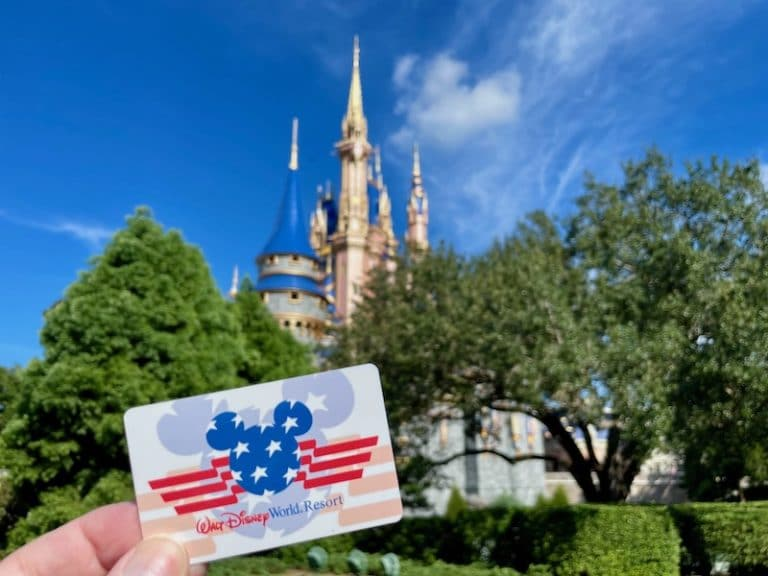 No 2022 WDW Disney Armed Forces Salute So Far