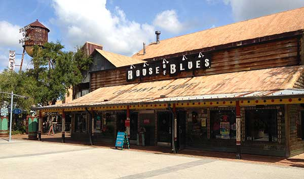 House of Blues Military Discount