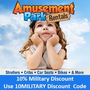 Disney World Stroller Military Discount