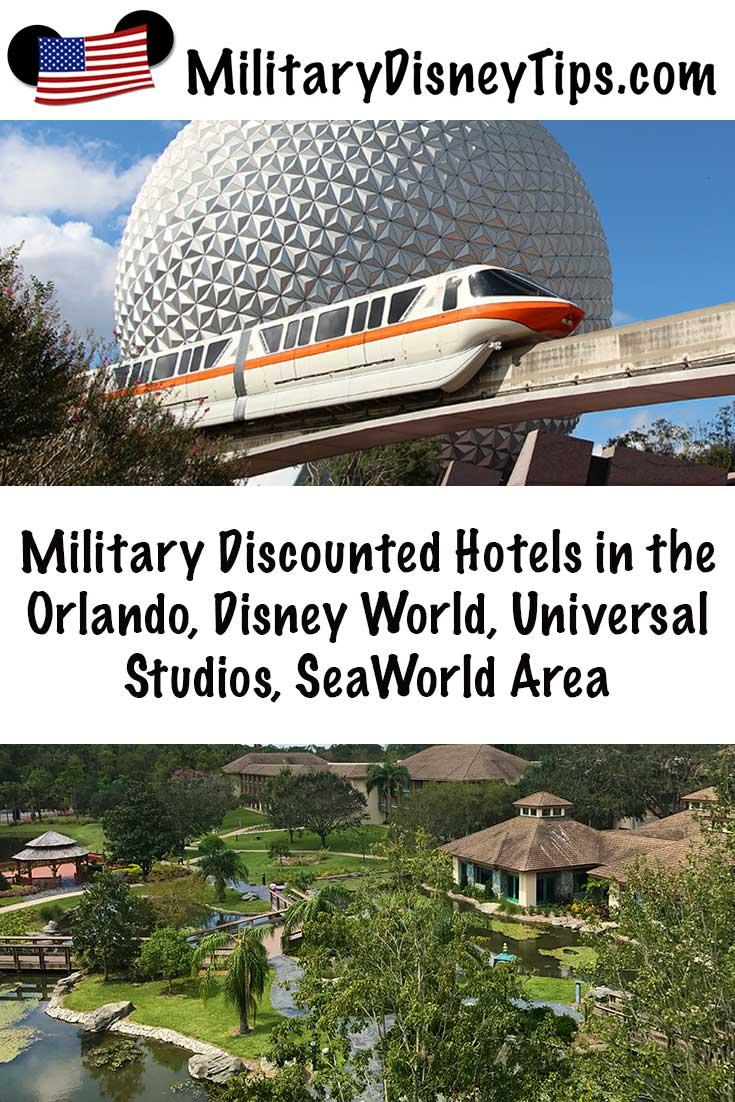 Disneyland military tickets 2019