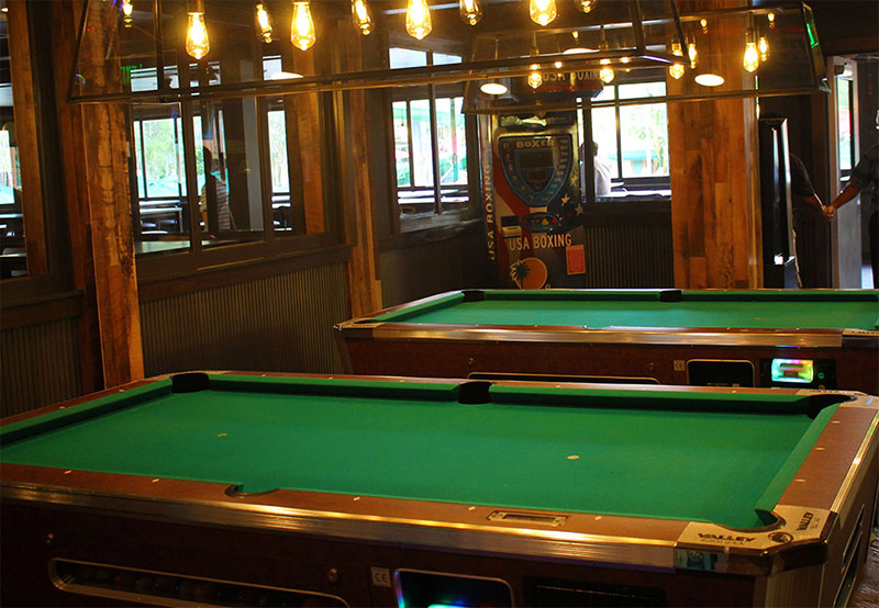 Evergreens Sports Bar and Game Room