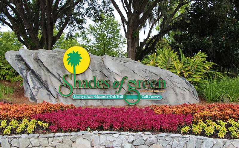 Shades Of Green Orlando Florida A Military Resort