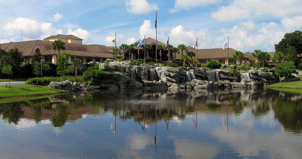 Shades of Green a Military Resort at Walt Disney World