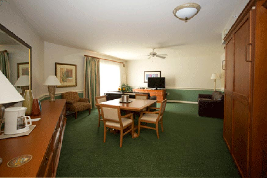 Shades Of Green Guest Suites
