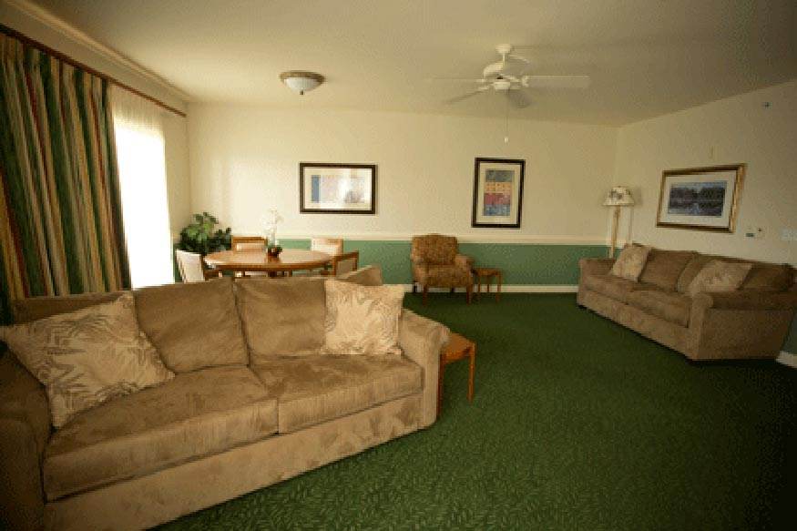 Shades Of Green S Junior Suite