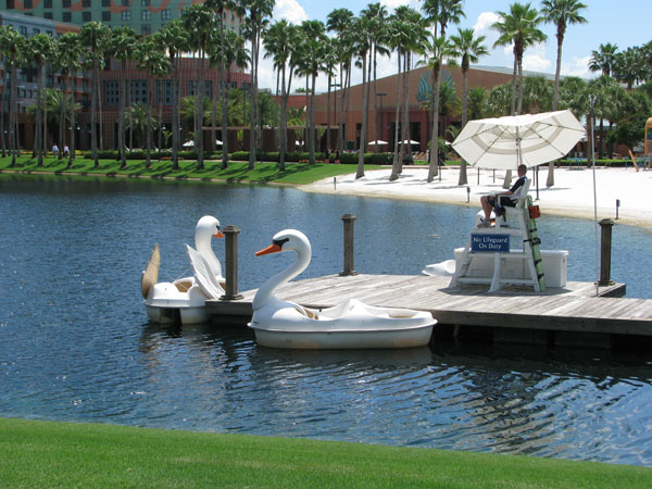 Disney's Swan and Dolphin Resorts Military Discounts