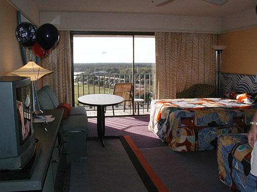 Walt Disney World 39 S Contemporary Resort